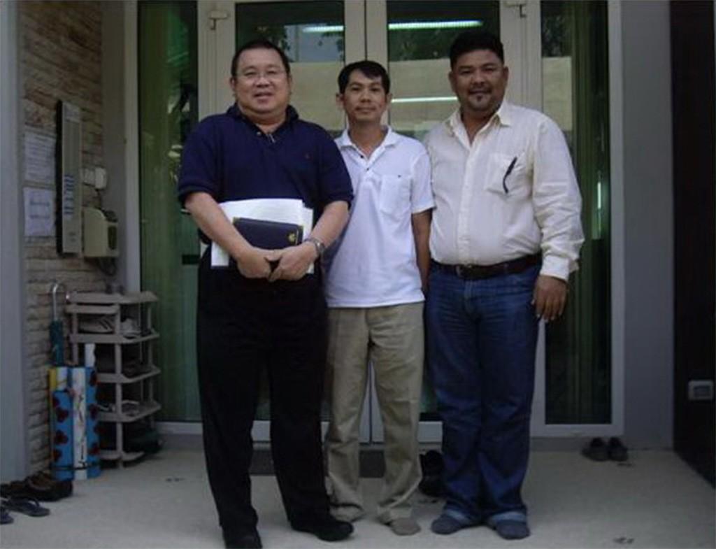 Customer from Malaysia